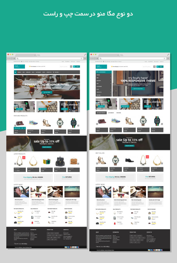 FlatMarket-wordpress-theme
