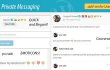 افزونه پیام خصوصی در یوزر پرو با Private Messages فارسی نسخه 3.8