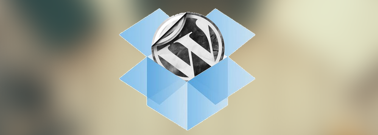Dropbox-redwp-WordPress