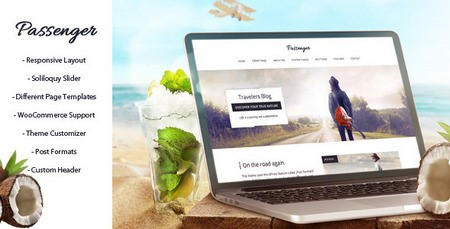 Passenger-v1.5.1-Travelers-WordPress-Theme