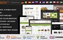 دانلود قالب فارسی uDesign نسخه 2.6.0 برای وردپرس