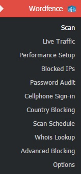بسته امنیتی قوی در وردپرس با Wordfence Security2