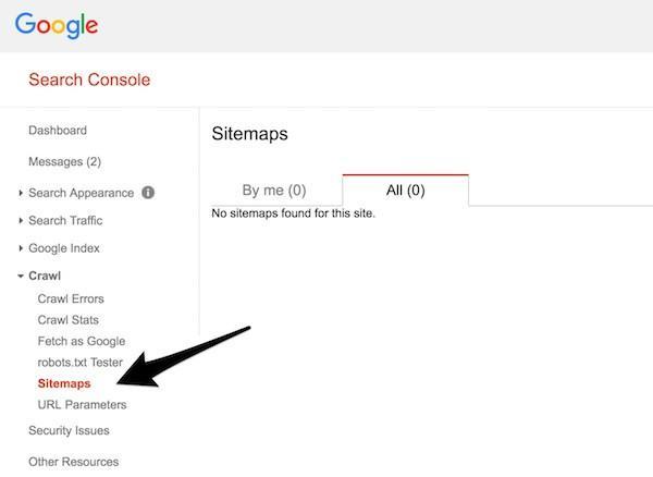 چگونه در گوگل ایندکس شویم