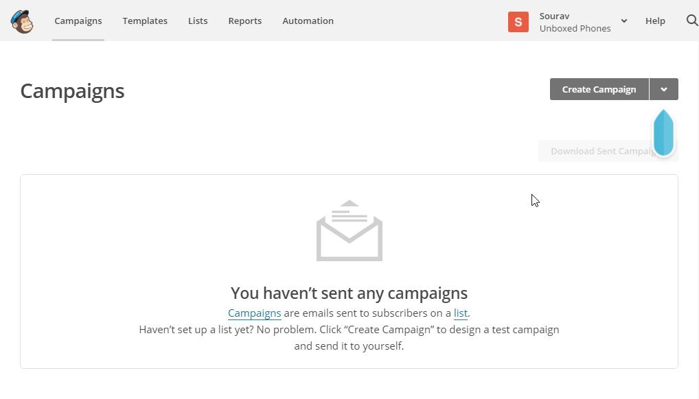 راه اندازی خبرنامه رایگان با Mail Chimp در وردپرس