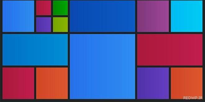 ایجاد باکس های رنگی در سایت وردپرس