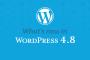 امکانات و ویژگی های جدید در نسخه وردپرس 4.8