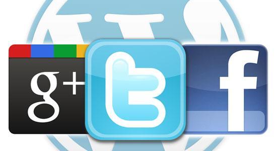 ارسال خودکار مطالب به شبکه های اجتماعی