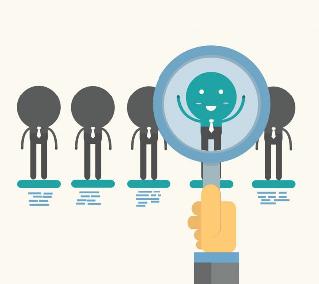استخدام برای جلب اعتماد مشتری
