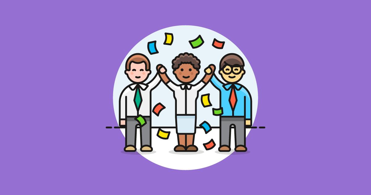 موفقیت در بازاریابی همکاری در فروش