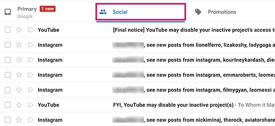 اهمیت ساخت لیست ایمیل