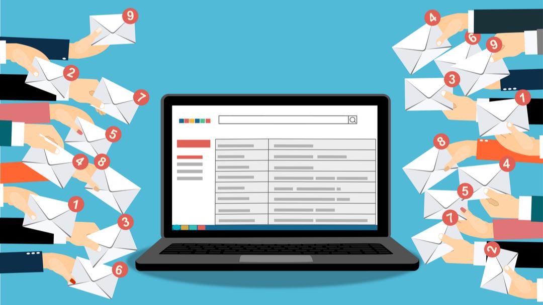 مزایای ایمیل مارکتینگ