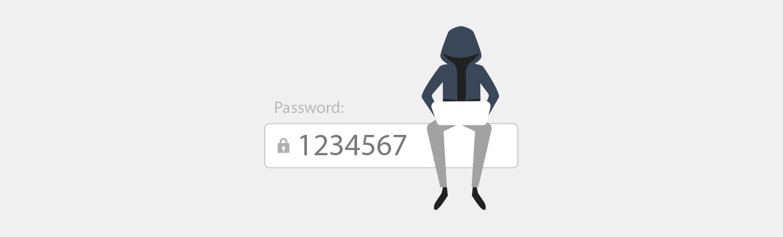 استفاده از رمز عبور قوی