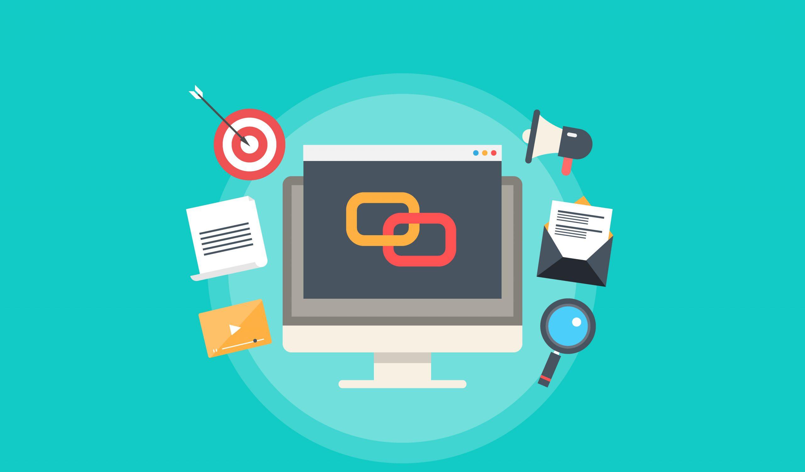 لینک سازی داخلی سایت